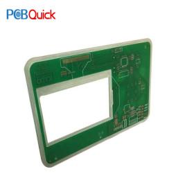 FR4 1.6mm Depth Control Routing Circuit Bard