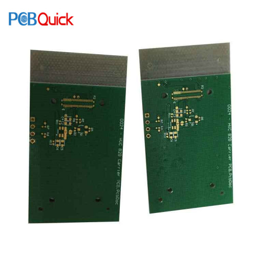 FR4 1.6mm Depth Control Routing Circuit Board PCB assembly manufacturer