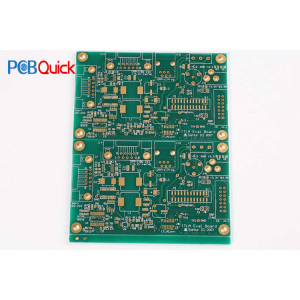 Double-sided PCB Circuit Board with Immersion Gold