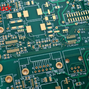 Double-sided PCB  printed circuit board with PCBA