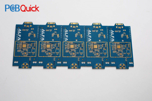 FR4 2.8mm stepstair PCB Circuit Board