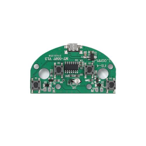 SMT manufacture One-stop Service for smart home pcba assemble pcba