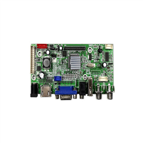 china customized universal lcd tv controller pcb driver board