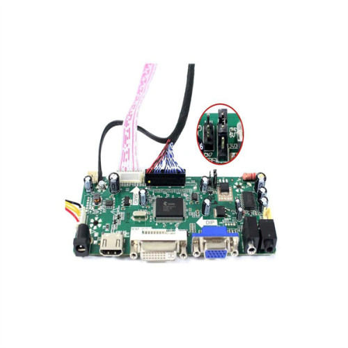 printed circuit board lcd controller pcb board assembly pcba