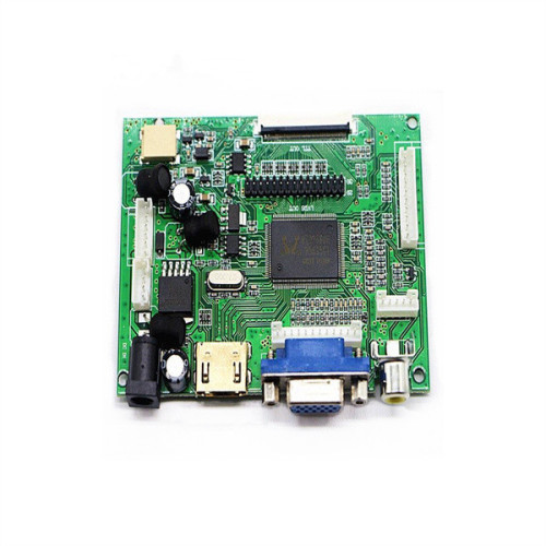 shenzhen printed circuit board electronics pcba for lcd controller pcb board