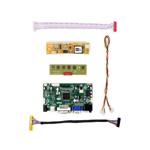 china printed circuit board lcd controller boards pcb pcba processing