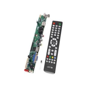china customized multi-purpose lcd tv controller pcb board