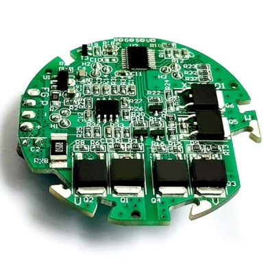 tft lcd pcb pcb assembly services for telecommunication