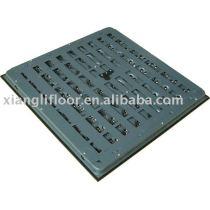 ventilation floor in steel