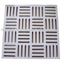 aluminum ventilation floor