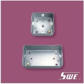 Metal Mouting Box (M Range)