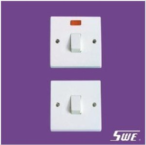 Flush Switch 20A DP (N Range)