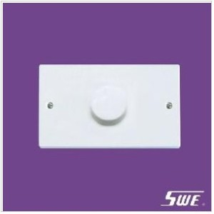 1 Gang Dimmer Switch (N Range)