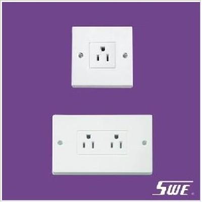 UL Socket Unswitched (N Range)