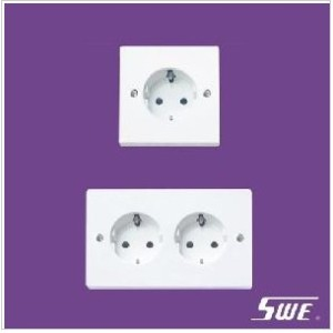 European Socket Unswitched (N Range)