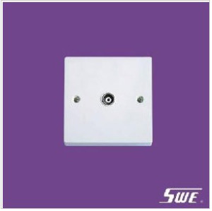 1 Gang TV Socket (N Range)