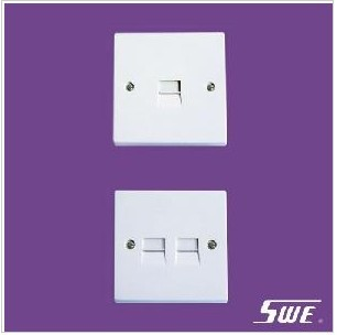 UK Telephone Socket (N Range)