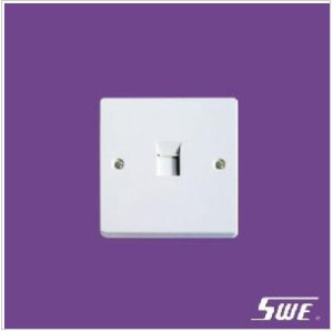 1 Gang Telephone Socket (N Range)