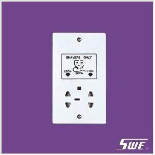 Shaver Socket (N Range)