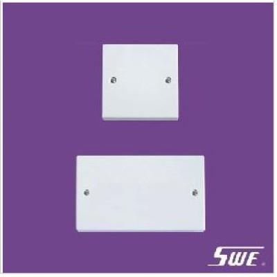 Blank Plate (N Range)