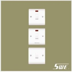 Flush Switch 20A DP (V Range)