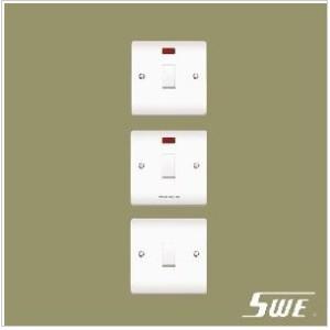 Flush Switch 20A DP (V Range)