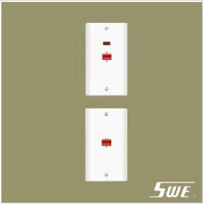 Heavy Load Switch 3*6 45A DP (V Range)