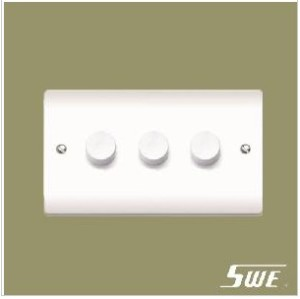 3 Gang Dimmer Switch 250V (V Range)