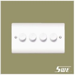 4 Gang Dimmer Switch 250V (V Range)