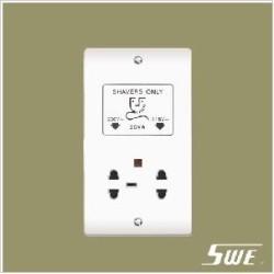 Shaver Socket (V Range)