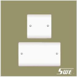 Blank Plate (V Range)