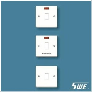 Flush Switch 20A DP (W Range)