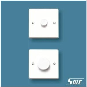 1 Gang Dimmer Switch 250V (W Range)