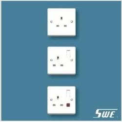 1 Gang Socket Outlet 13A (W Range)