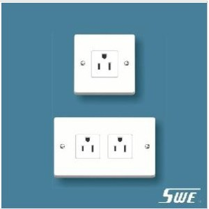 UL Socket Unswitched (W Range)