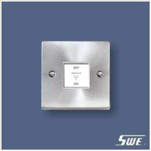 3-Pole Fan Switch 10A 250V (T Range)