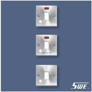 Flush Switch With F/0 20A DP (T Range)