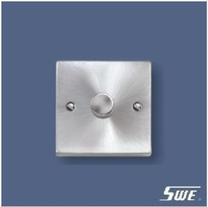 1 Gang Dimmer Switch 250V (T Range)