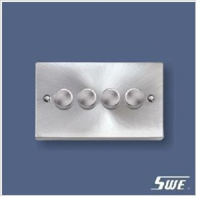 4 Gang Dimmer Switch 250V (T Range)
