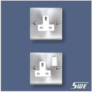 1 Gang Socket Outlet 13A (T Range)
