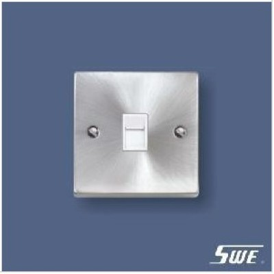 1 Gang Telephone Socket (T Range)