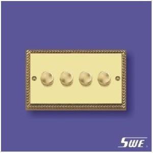 4 Gang Dimmer Switch 250V (TA Range)