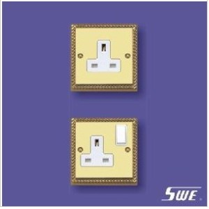 1 Gang Socket Outlet 13A (TA Range)