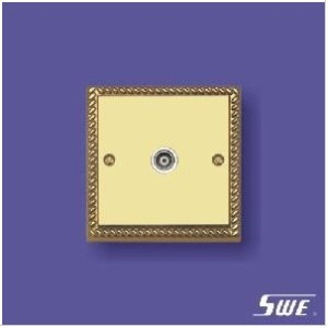 1 Gang TV Socket (TA Range)