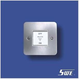 3-Pole Fan Switch 10A 250V (TB Range)