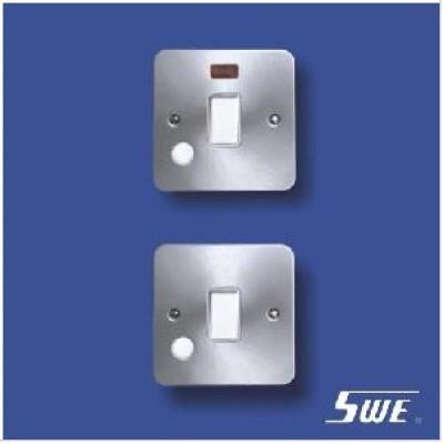 Flush Switch With F/0 20A DP (TB Range)