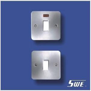 Flush Switch 20A DP (TB Range)