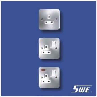 1 Gang Socket Outlet 13A (TB Range)