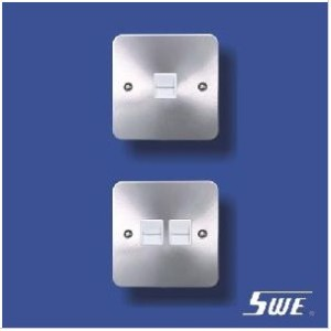 UK Telephone Socket (TB Range)