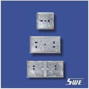 Metal Mouting Box (TB Range)